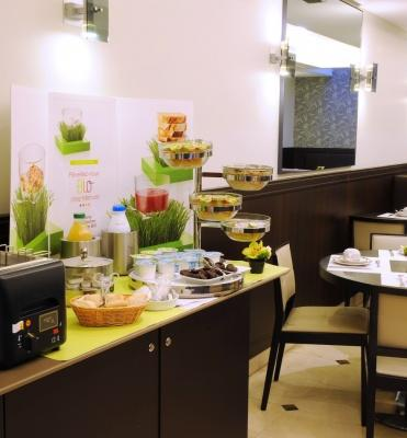 Mercure Paris la Sorbonne – Breakfast