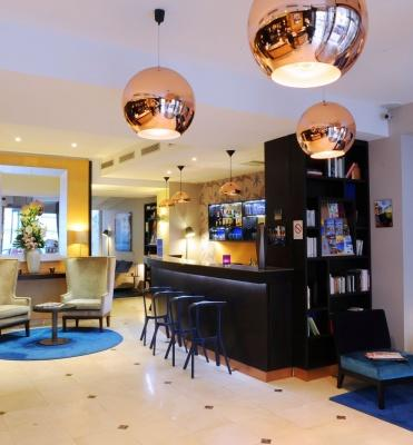 Mercure Paris la Sorbonne – Reception