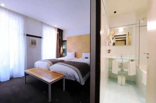 Mercure Paris la Sorbonne – Rooms